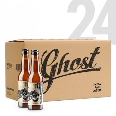 Ghost – Confezione da 24 bottiglie 33 cl